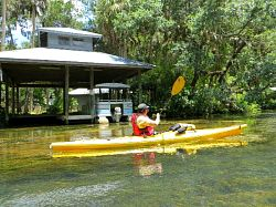 Homosassa River Kayak